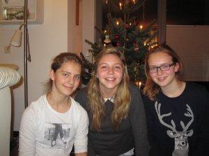 Südafrikanische Schüler zu Besuch in deutschen Gastfamilien