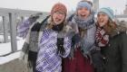 Kaltes Deutschland - wir haben Spaß