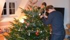 Weihnachten bei der Gastfamilie