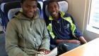 Zugfahrt in Deutschland