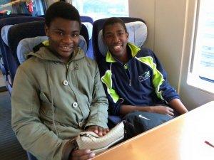 Gastfamilie werden für Südafrikaner
