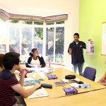 Englisch Sprachkurs Schüler im Ausland