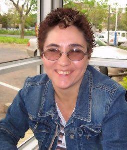 Suzanne Baker FSA Südafrika